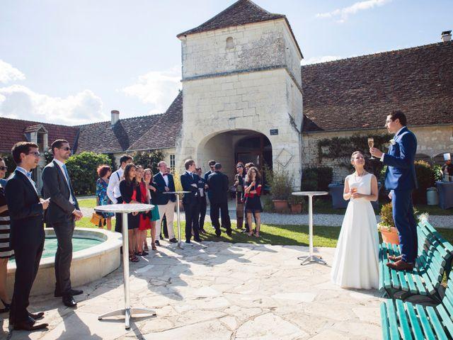 Le mariage de Alexandre et Isabelle à Tours, Indre-et-Loire 46