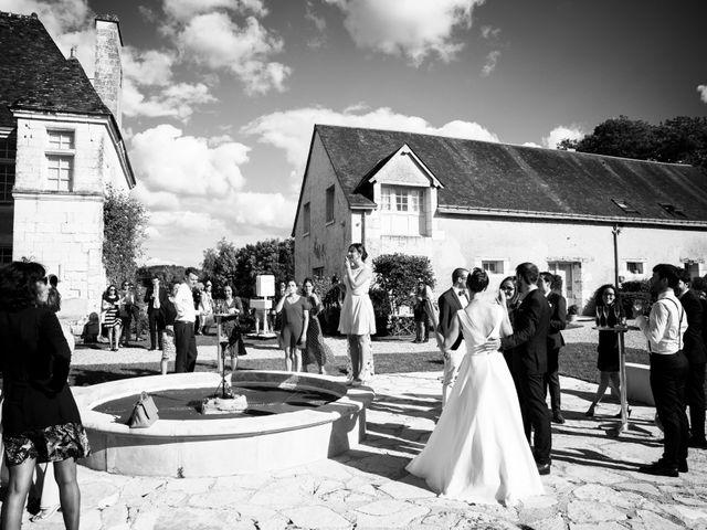 Le mariage de Alexandre et Isabelle à Tours, Indre-et-Loire 48