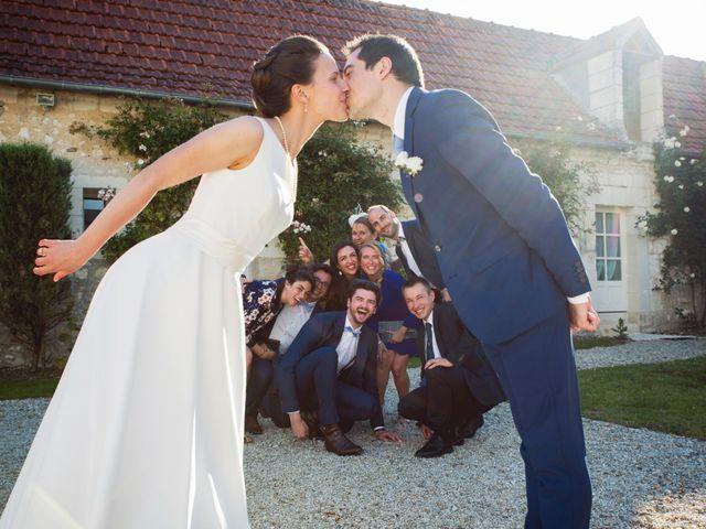Le mariage de Alexandre et Isabelle à Tours, Indre-et-Loire 51