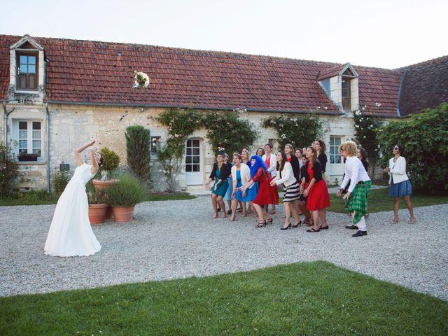 Le mariage de Alexandre et Isabelle à Tours, Indre-et-Loire 56