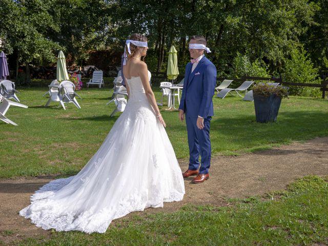 Le mariage de Florian et Eva à Saint-Étienne-des-Oullières, Rhône 1