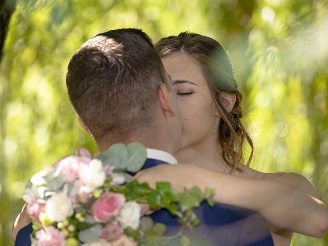 Le mariage de Florian et Eva à Saint-Étienne-des-Oullières, Rhône 11
