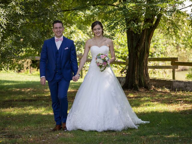 Le mariage de Eva et Florian