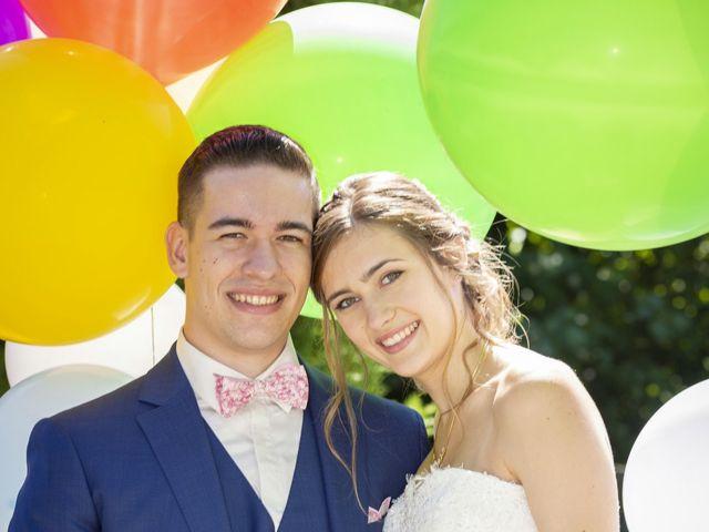 Le mariage de Florian et Eva à Saint-Étienne-des-Oullières, Rhône 13