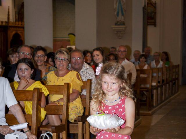 Le mariage de Florian et Eva à Saint-Étienne-des-Oullières, Rhône 21