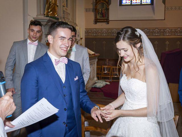 Le mariage de Florian et Eva à Saint-Étienne-des-Oullières, Rhône 22
