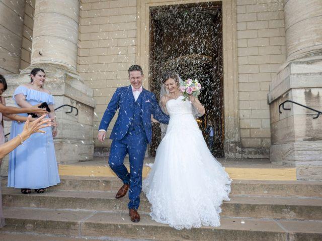 Le mariage de Florian et Eva à Saint-Étienne-des-Oullières, Rhône 25