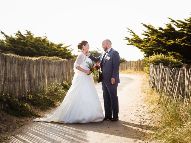 Le mariage de Simon et Stéphanie à Aizenay, Vendée 3