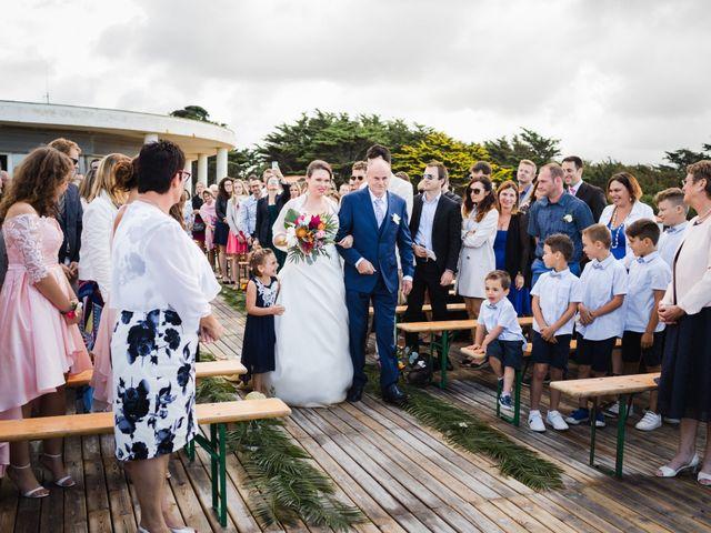 Le mariage de Simon et Stéphanie à Aizenay, Vendée 5