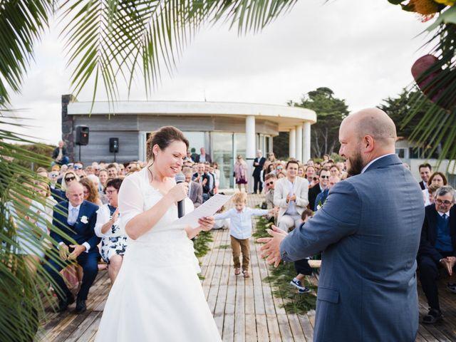 Le mariage de Simon et Stéphanie à Aizenay, Vendée 9