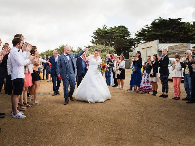 Le mariage de Simon et Stéphanie à Aizenay, Vendée 10