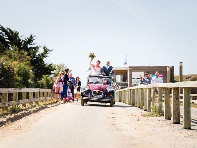 Le mariage de Simon et Stéphanie à Aizenay, Vendée 2