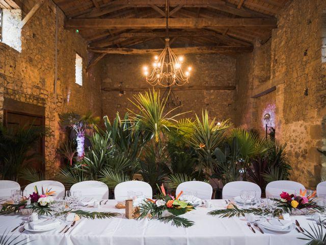 Le mariage de Simon et Stéphanie à Aizenay, Vendée 14