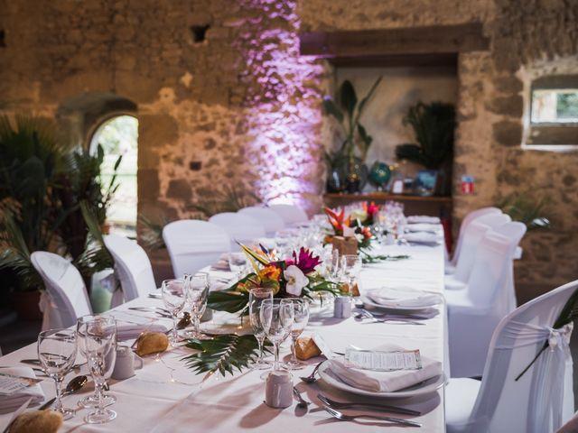 Le mariage de Simon et Stéphanie à Aizenay, Vendée 15