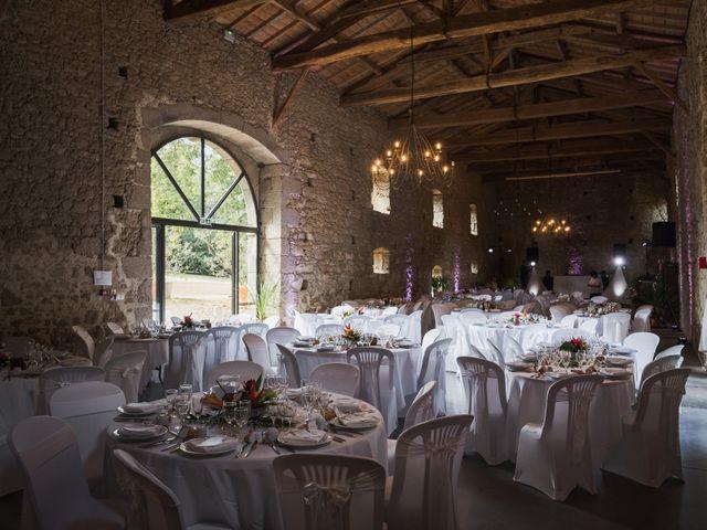 Le mariage de Simon et Stéphanie à Aizenay, Vendée 16