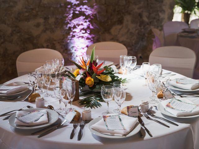 Le mariage de Simon et Stéphanie à Aizenay, Vendée 17
