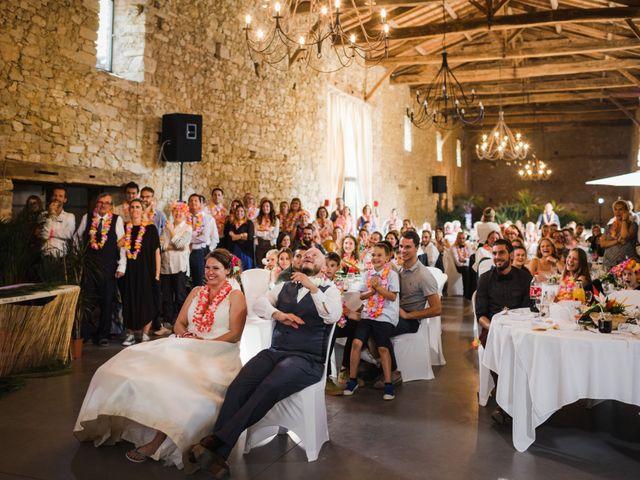 Le mariage de Simon et Stéphanie à Aizenay, Vendée 20