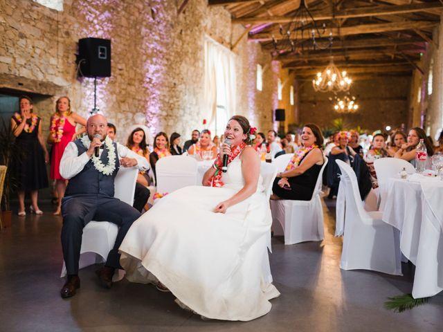 Le mariage de Simon et Stéphanie à Aizenay, Vendée 21