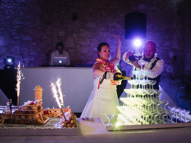 Le mariage de Simon et Stéphanie à Aizenay, Vendée 25