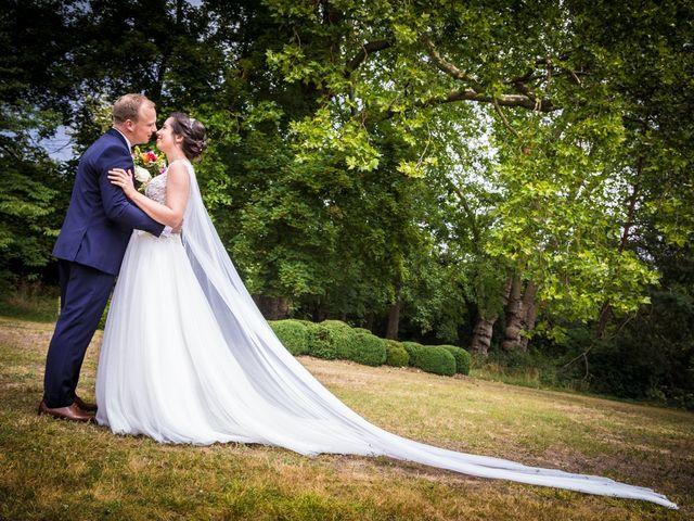 Le mariage de Antoine et Elena à Bailly, Yvelines 5