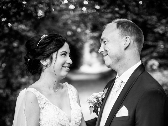 Le mariage de Antoine et Elena à Bailly, Yvelines 7
