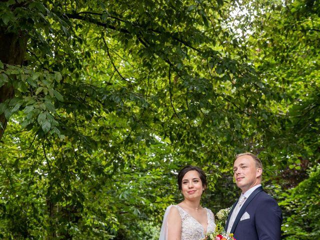 Le mariage de Antoine et Elena à Bailly, Yvelines 9
