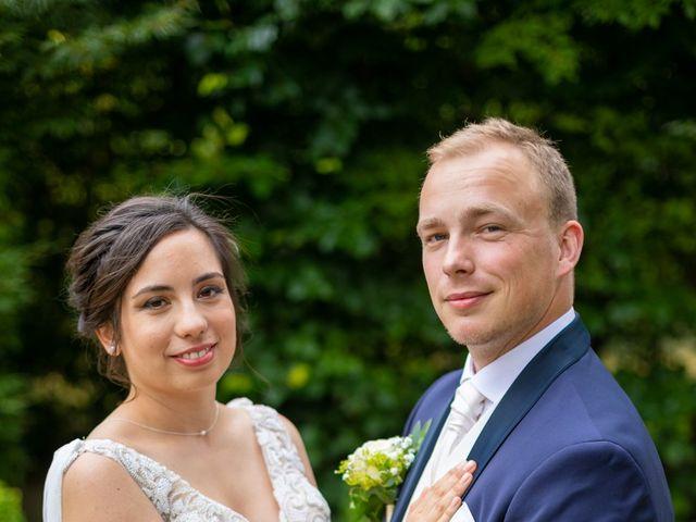 Le mariage de Antoine et Elena à Bailly, Yvelines 11