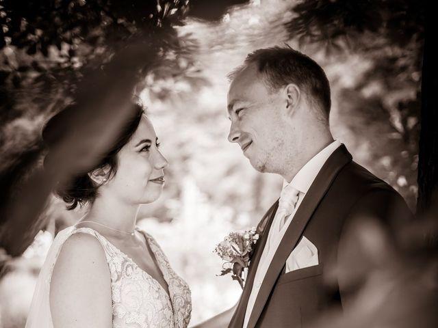 Le mariage de Antoine et Elena à Bailly, Yvelines 14