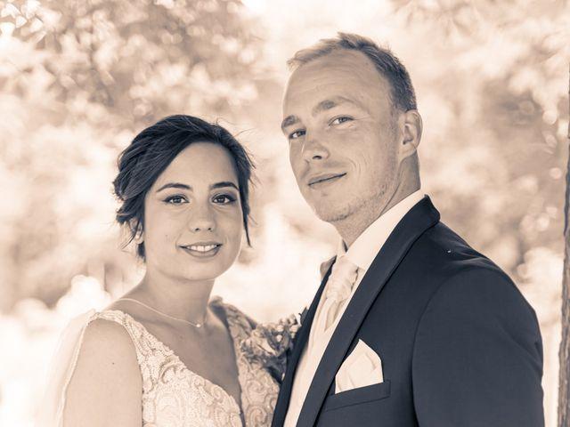 Le mariage de Antoine et Elena à Bailly, Yvelines 1
