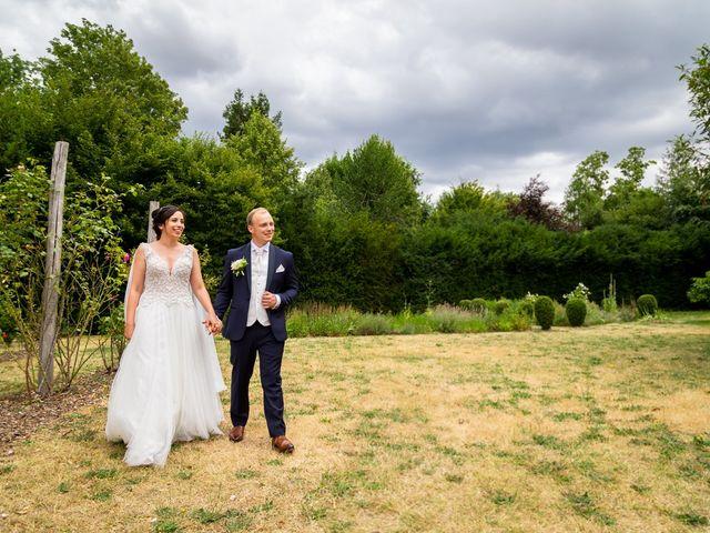 Le mariage de Antoine et Elena à Bailly, Yvelines 20