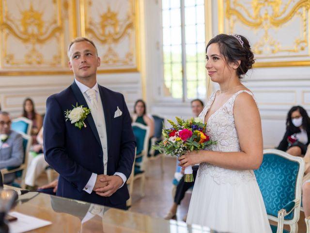 Le mariage de Antoine et Elena à Bailly, Yvelines 27