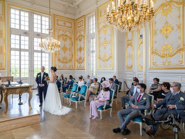 Le mariage de Antoine et Elena à Bailly, Yvelines 28