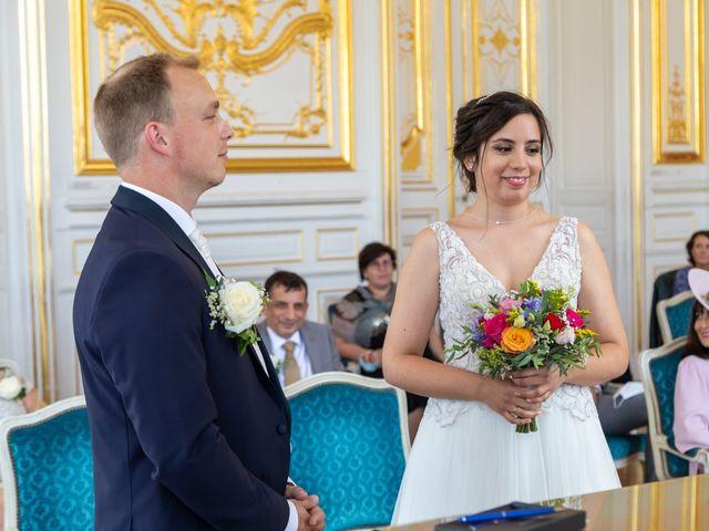 Le mariage de Antoine et Elena à Bailly, Yvelines 29
