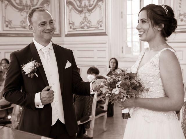 Le mariage de Antoine et Elena à Bailly, Yvelines 31