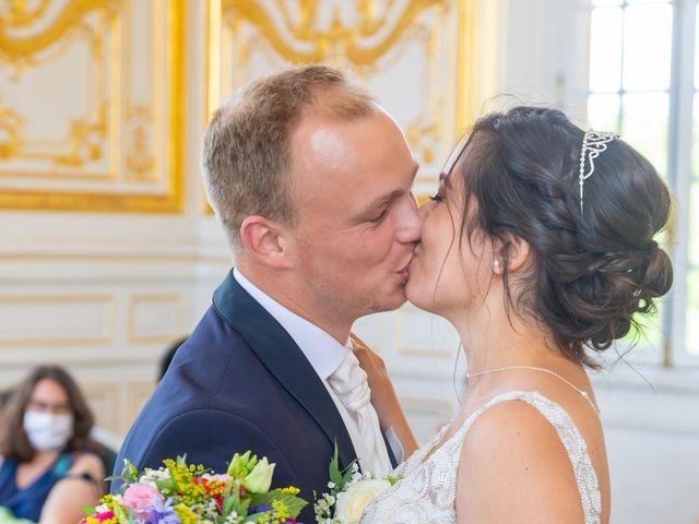 Le mariage de Antoine et Elena à Bailly, Yvelines 32