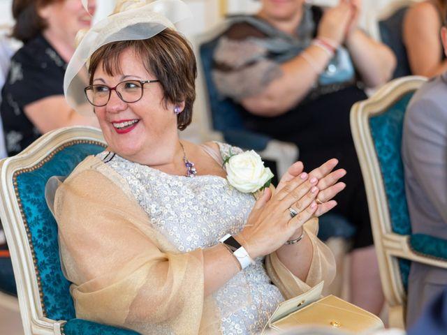 Le mariage de Antoine et Elena à Bailly, Yvelines 36