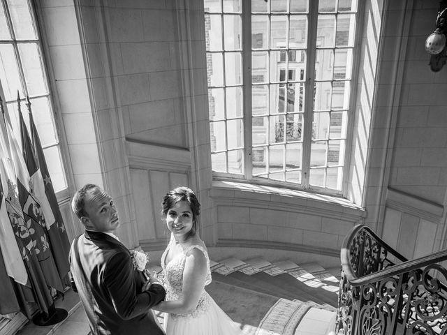 Le mariage de Antoine et Elena à Bailly, Yvelines 41