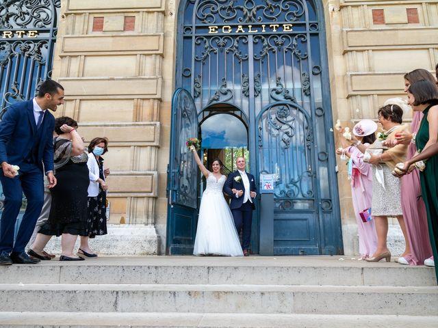 Le mariage de Antoine et Elena à Bailly, Yvelines 43