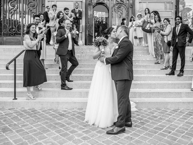Le mariage de Antoine et Elena à Bailly, Yvelines 44