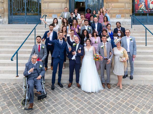 Le mariage de Antoine et Elena à Bailly, Yvelines 45