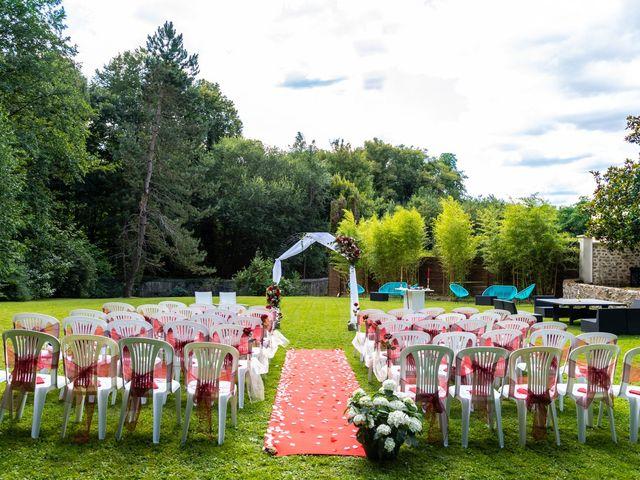 Le mariage de Antoine et Elena à Bailly, Yvelines 49