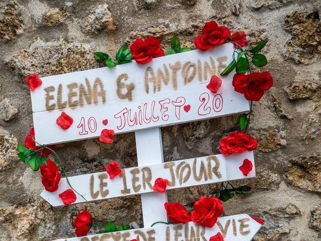 Le mariage de Antoine et Elena à Bailly, Yvelines 50