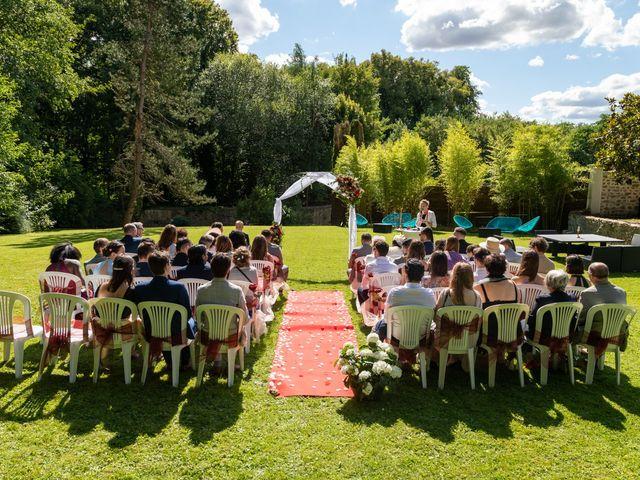 Le mariage de Antoine et Elena à Bailly, Yvelines 56