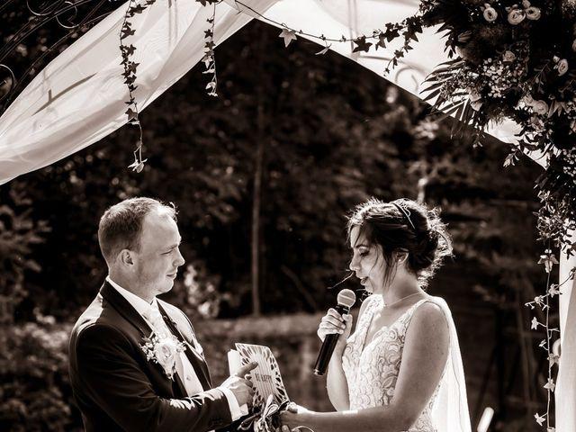 Le mariage de Antoine et Elena à Bailly, Yvelines 75