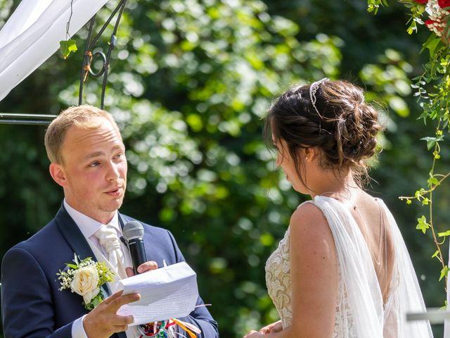 Le mariage de Antoine et Elena à Bailly, Yvelines 77