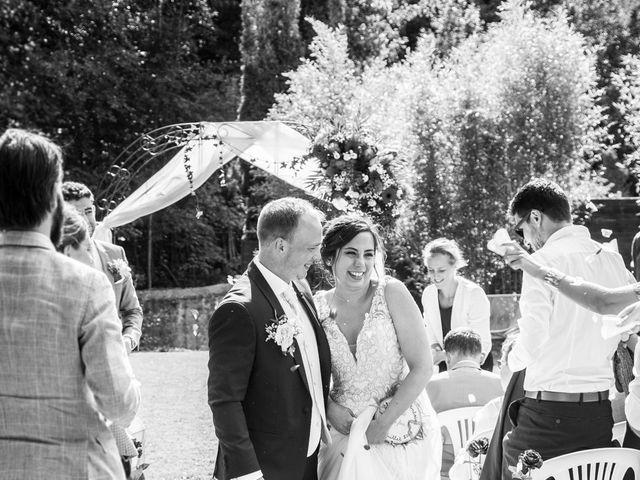 Le mariage de Antoine et Elena à Bailly, Yvelines 78