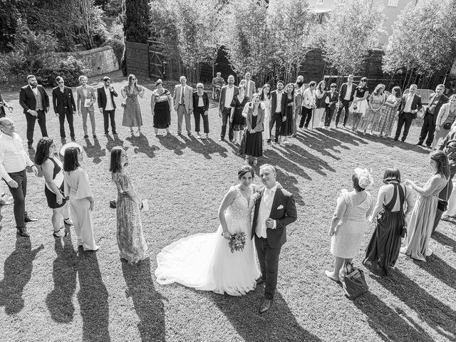 Le mariage de Antoine et Elena à Bailly, Yvelines 89