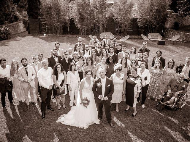 Le mariage de Antoine et Elena à Bailly, Yvelines 91