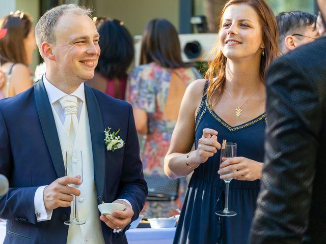 Le mariage de Antoine et Elena à Bailly, Yvelines 92