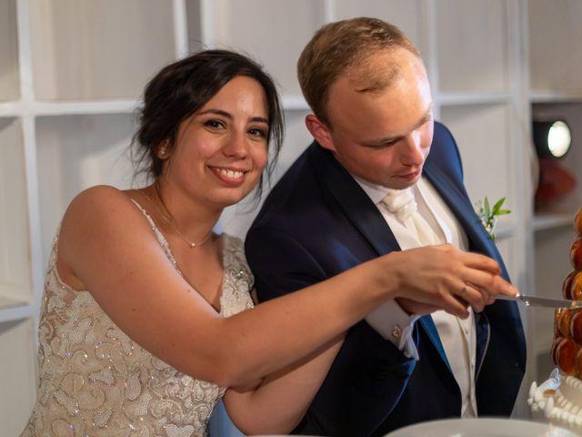 Le mariage de Antoine et Elena à Bailly, Yvelines 114